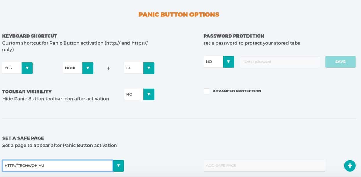 Chrome pánikgomb: ha meglepne a főnök | Techwok.hu