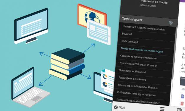 Ingyenes e-book olvasó programok, minden rendszerre