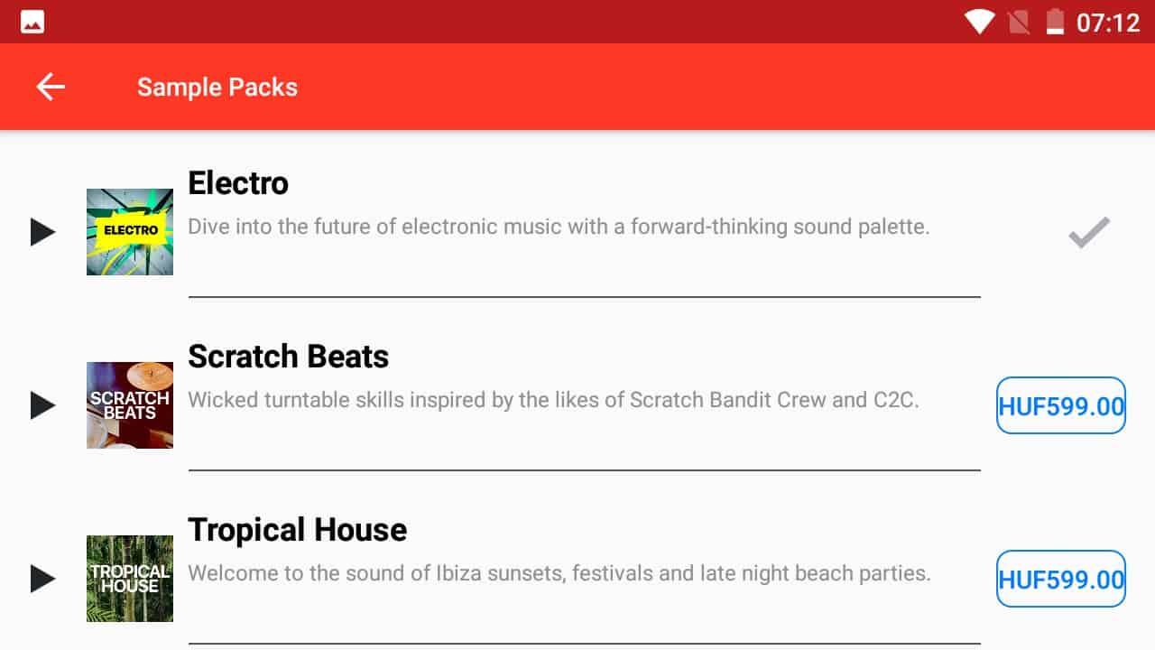 Zenék mixelése Androidon, teljes kényelemben | Techwok.hu
