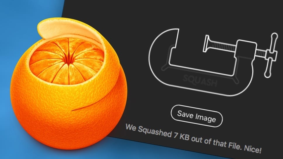 Squash 2: képfájlok tömörítése veszteségmentesen