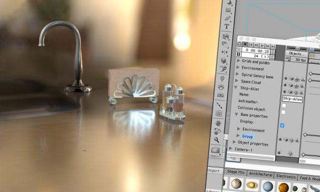Strata Design 3D CX8: 3D modellezés és animáció, kezdőktől a profikig