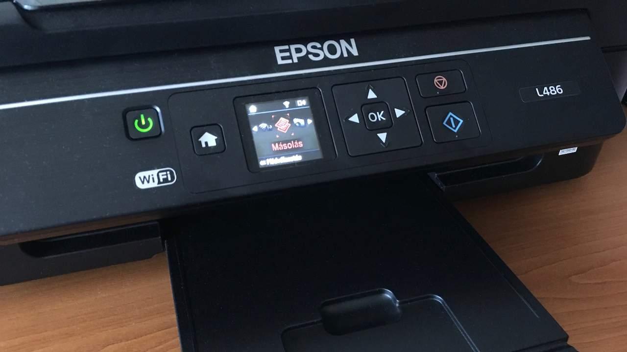 Külső tintatartályos Epson nyomtató, akár otthonra is | Techwok.hu