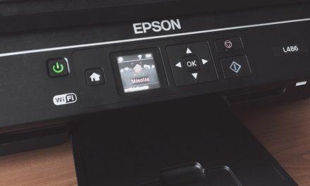 Külső tintatartályos Epson nyomtató, akár otthonra is