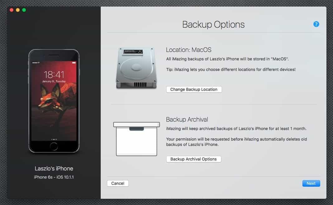 Menedzseljük az iPhone tartalmát valóban kényelmesen | Techwok.hu
