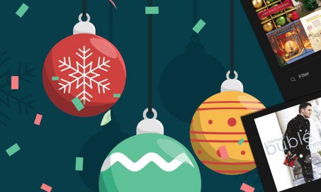 Így hallgathatók karácsonyi dalok, ingyen