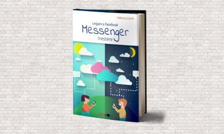 Ingyenes e-book: Legyen a Facebook Messenger mestere