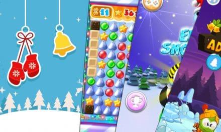 Karácsonyi online játékok a gyerkőc lefoglalására