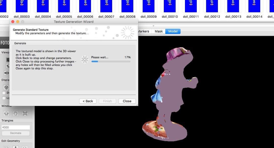 Strata Foto 3D CX 2: 3D modell készítése létező tárgyakról | Techwok.hu