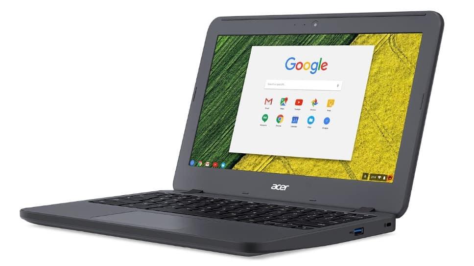 Acer Chromebook 11 N7: iskolákra szabva