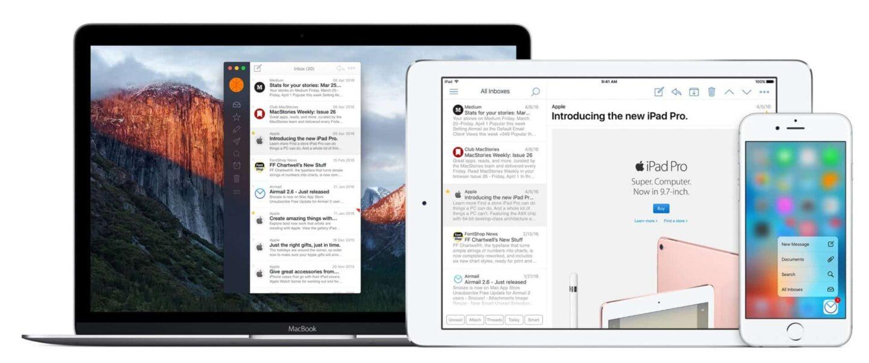 A 4 legjobb levelezőprogram iOS-re és macOS-re | Techwok.hu