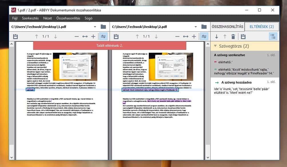 Itt a legsokoldalúbb karakterfelismerő program Windowsra | Techwok.hu