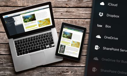 Egy remek jegyzet app Macre és iOS-re