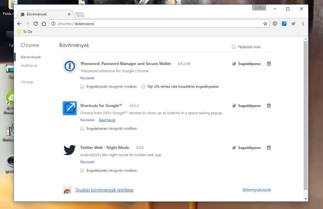 Chrome gyorsítás egyszerűen és hatékonyan | Techwok.hu