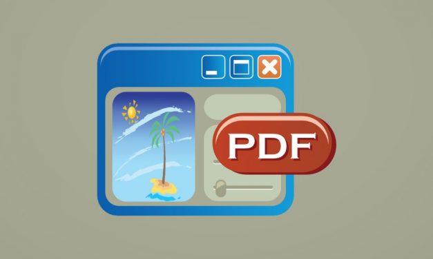 Hihetetlenül összetett online PDF szerkesztő szolgáltatás, ingyen