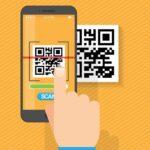 QR kód beolvasás iPhone-on, a Chrome segítségével