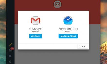 Ingyenes Google Inbox alkalmazás Windowsra és macOS-re