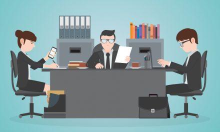A lelkesen dolgozó munkatársak titka