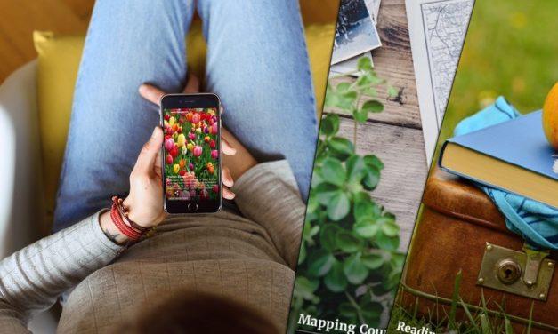 Közösségi háttérkép letöltő iPhone-ra és Androidra