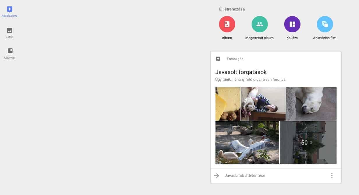 5 kevésbé ismert Google Fotók funkció | Techwok.hu