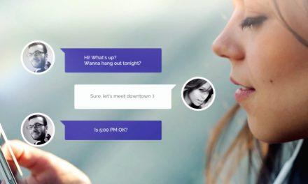 Látványos, animált chat üzenetek videókon, pár kattintással
