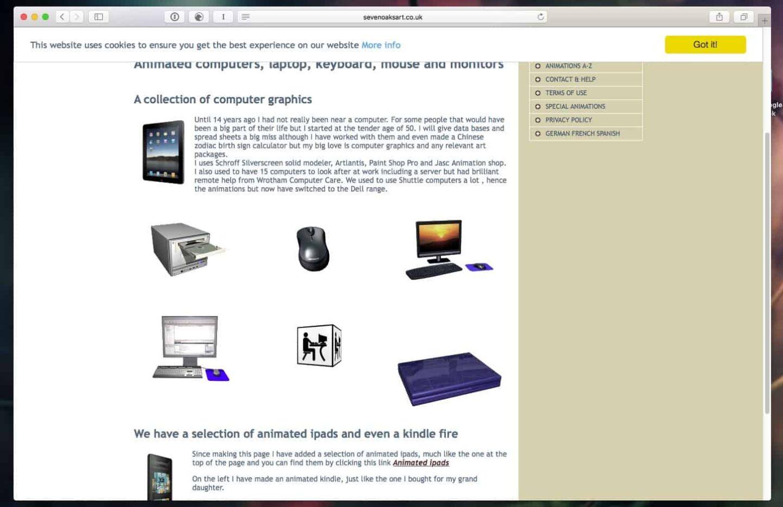 Látványos, animált GIF képek letöltése, ingyen | Techwok.hu