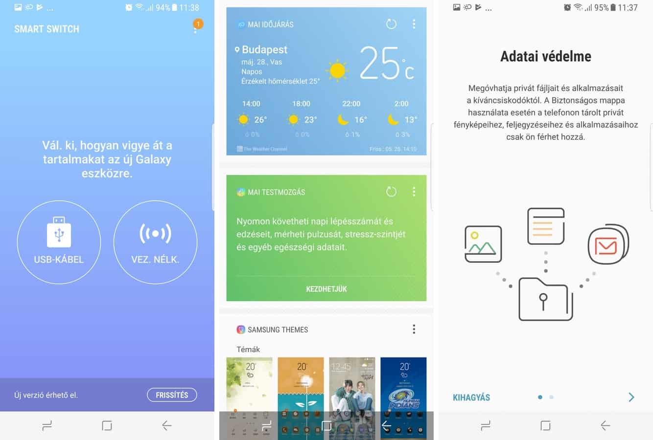 Samsung Galaxy S8 teszt: mindent uraló kijelző | Techwok.hu