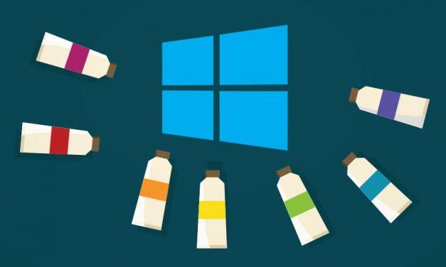 Windows 10 felület átszínezése, akár a végletekig