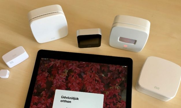Elgato Eve: könnyen beüzemelhető okosotthon eszközök