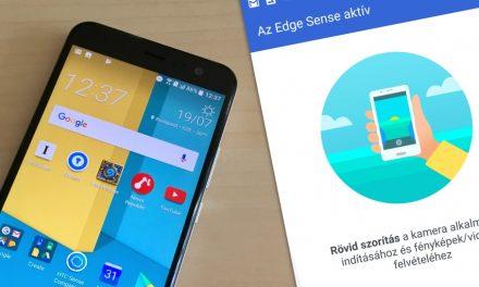 HTC U11: ahogy azt kell