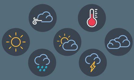 A 3 legjobb időjárás előrejelző app iPhone-ra
