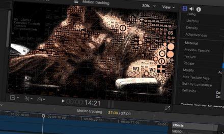 Hihetetlenül látványos mozaik effekt videókhoz