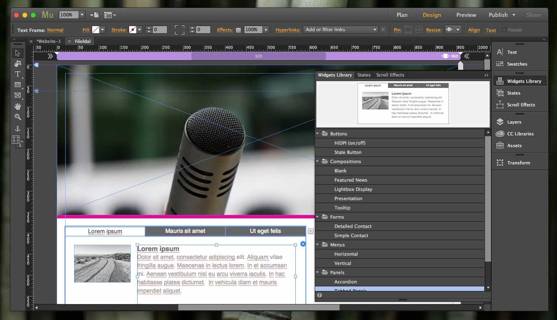 Adobe Creative Cloud 2017: teljes kreatív eszköztár   Techwok.hu