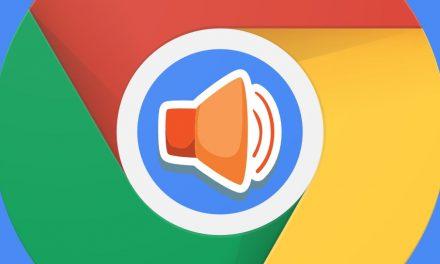 Hangerő beállítása Chrome lapokon, egymástól függetlenül