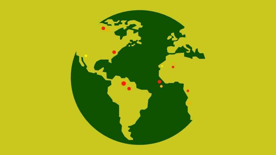 Földrengéseket figyelő weboldalak gyűjteménye