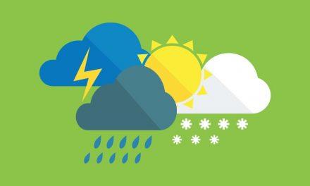 Időjárás előrejelzés Windows 10 alatt, ingyenes programokkal