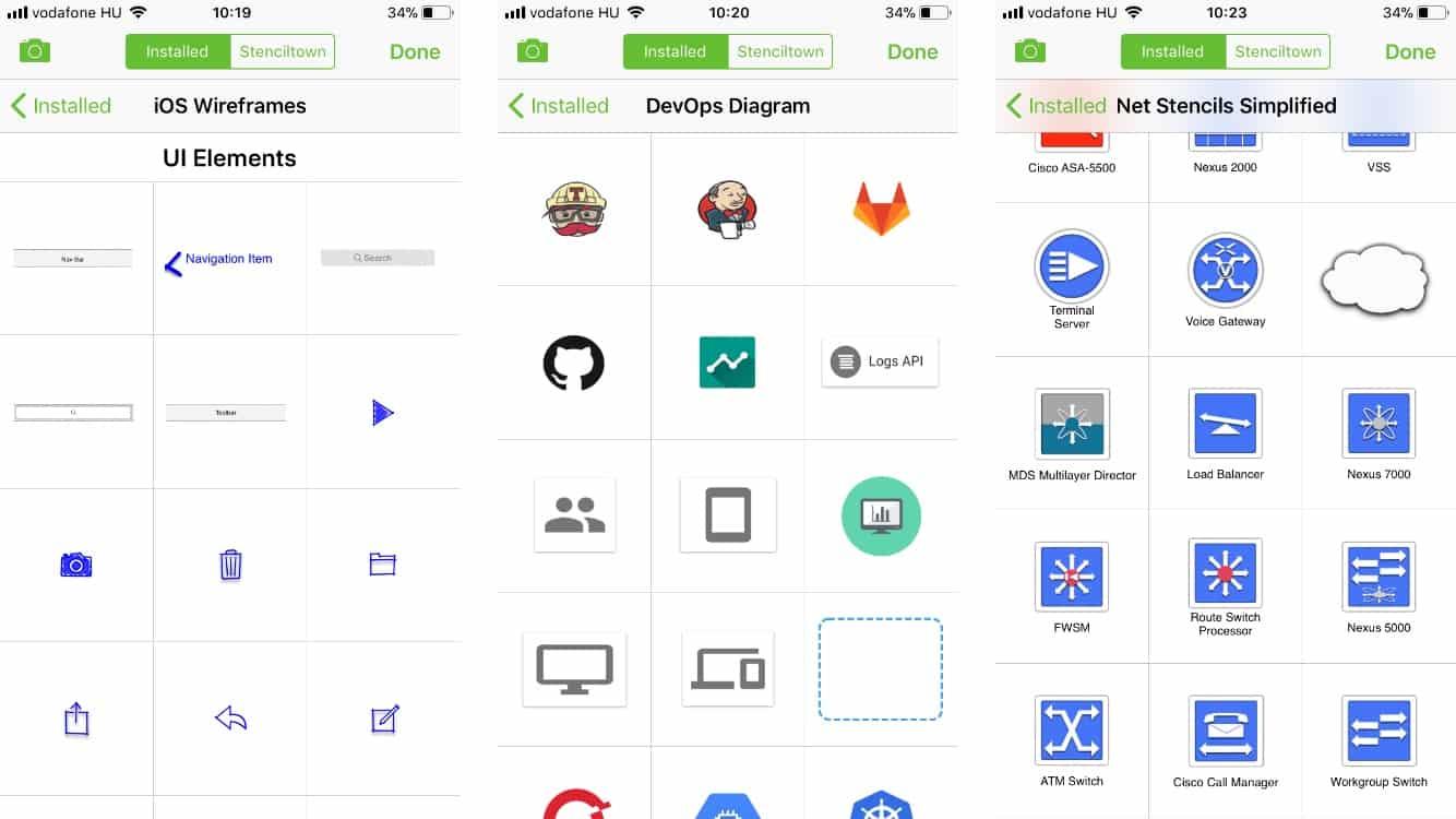 OmniGraffle 7: diagramok, UI/UX tervezés, s megannyi más | Techwok.hu