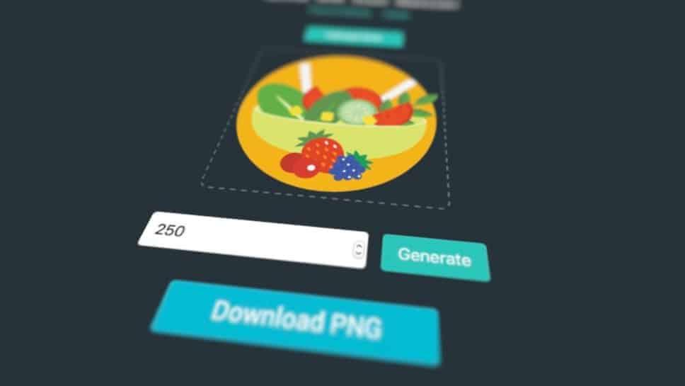 SVG fájl konvertálása és méretezése, PNG formátumba