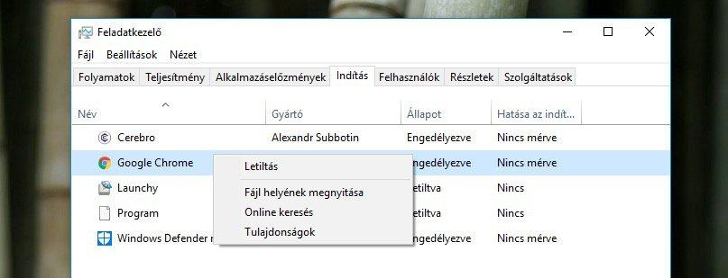 Gyorsabb Windows 10 pár mozdulattal, extra program nélkül | Techwok.hu
