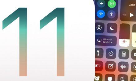 Letölthető a végleges iOS 11 iPhone-ra és iPadre