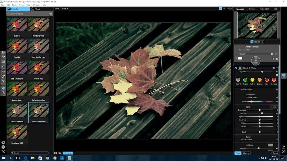Látványos fotó effektek ingyen, Windowson és Macen | Techwok.hu