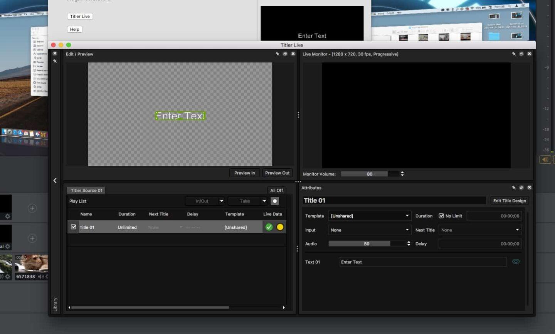 Wirecast 8: élő közvetítés Youtube-on és más csatornákon | Techwok.hu