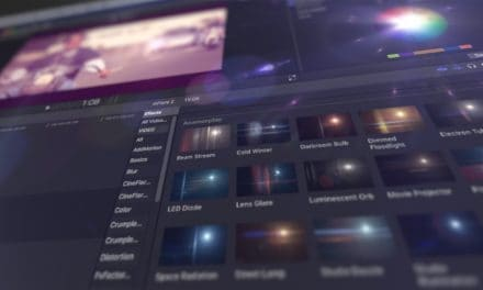 mFlare 2: káprázatos lens flare fényeffektek videókra