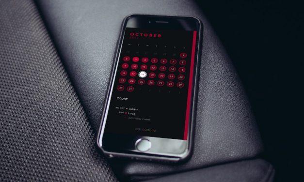 A legdögösebb naptár program iPhone-ra és iPadre
