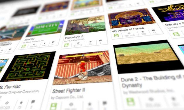 Így játszhatók retró DOS játékok online a böngészőben