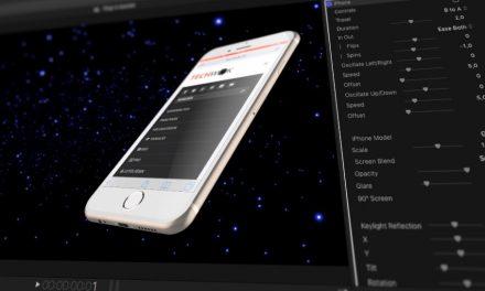 FCPX videókhoz: animálható 3D iPhone, iPad, és MacBook Pro