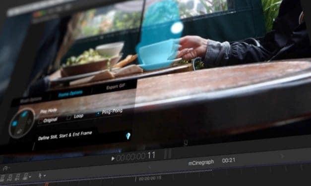 Döbbenetes látvány: cinemagraph fotó készítése egyszerűen